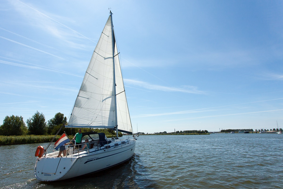 Segelurlaub in Friesland